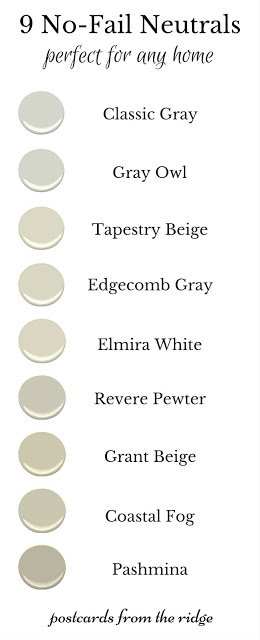 Neutralpaint colors (1)
