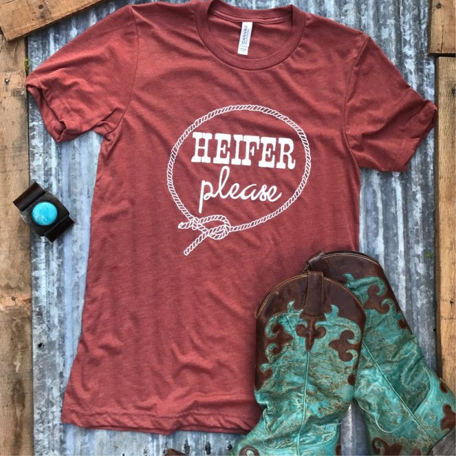 heifer please