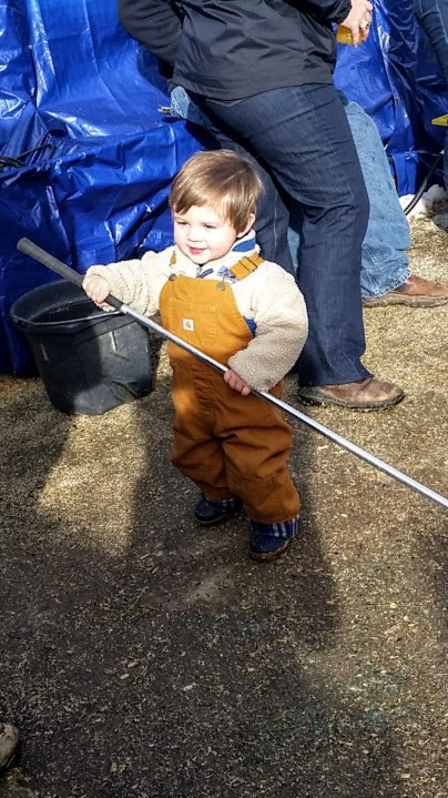 wacey helping nwss