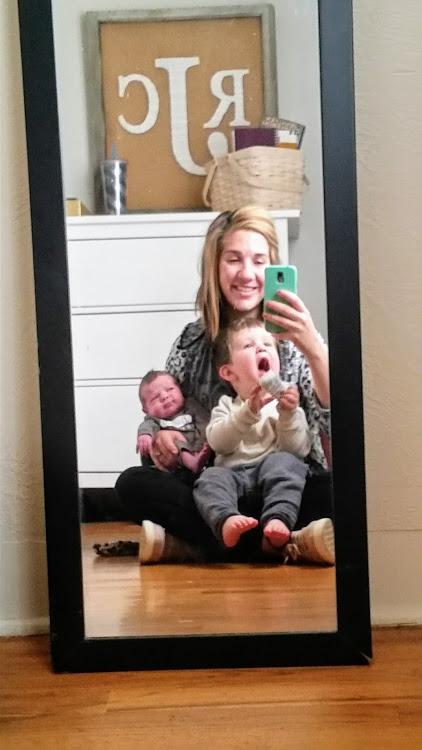 4 mirror selfie