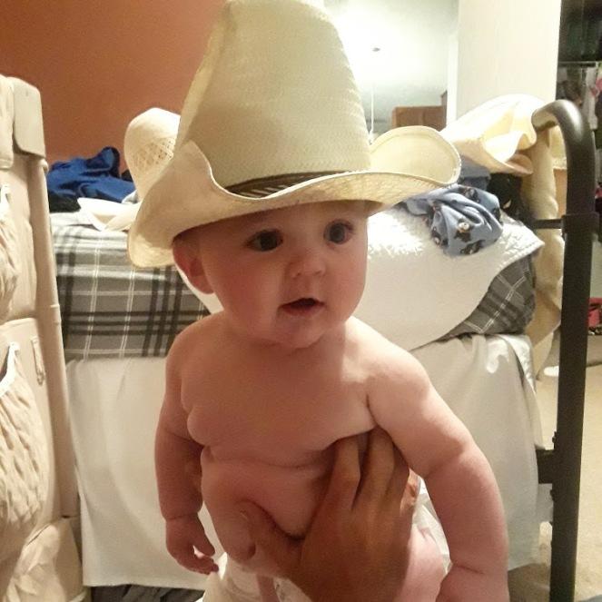 94 cowboy hat