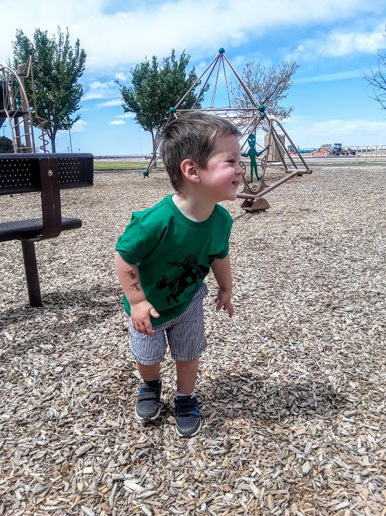 Wace at park