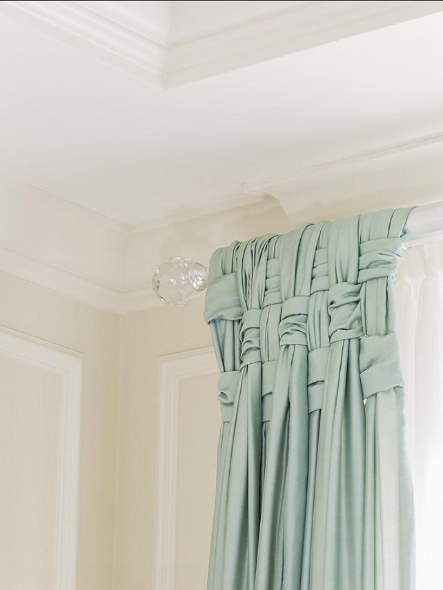 basket weave curtains